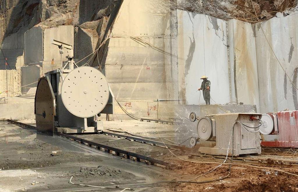 Stone quarrying&mining