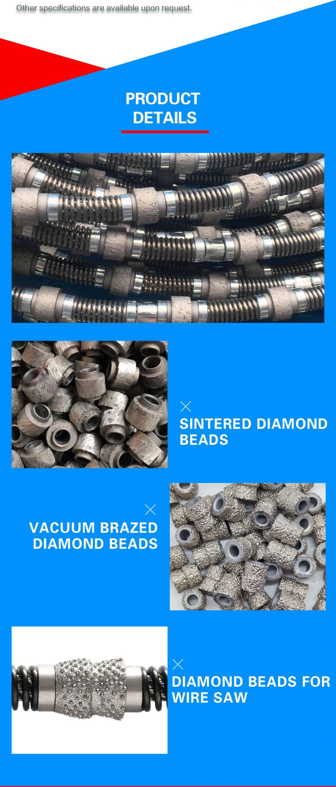 diamond wire saw parts, diamond wire saw accessories
