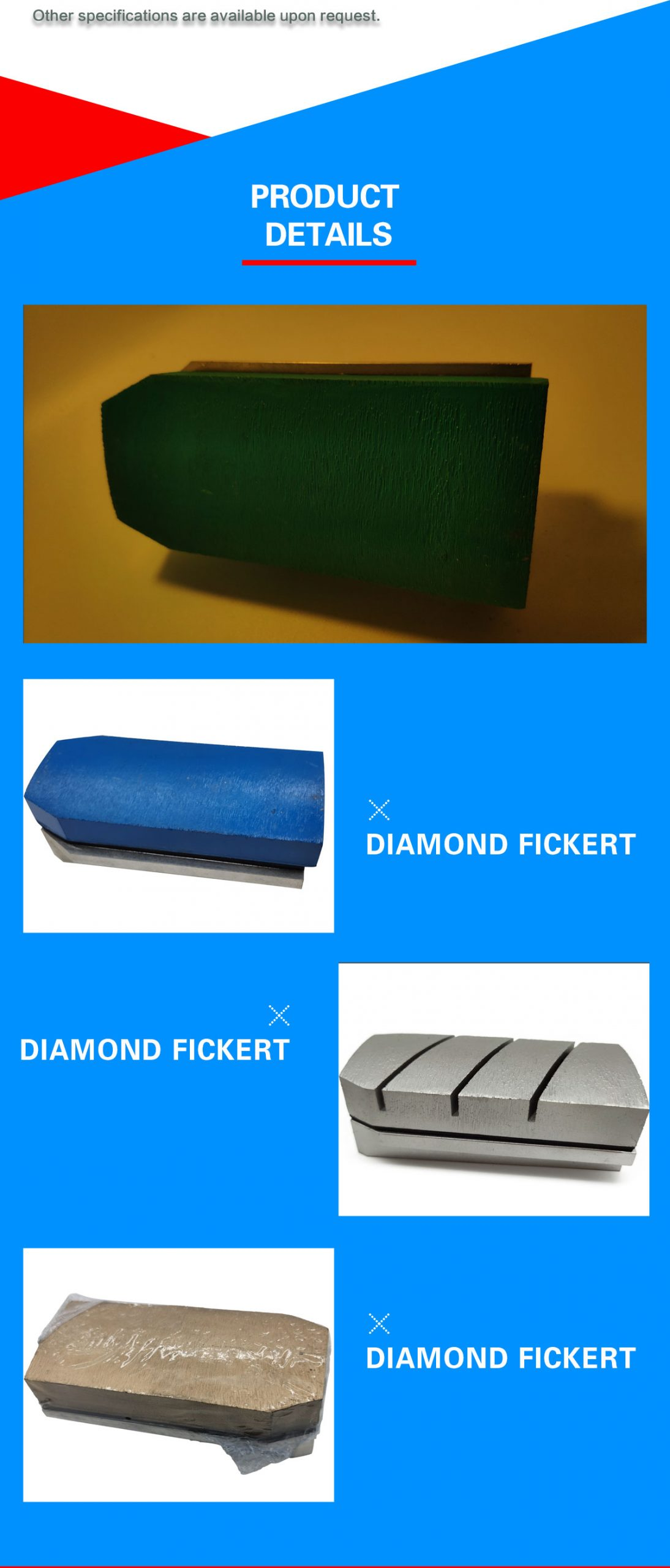diamond grinding abrasive, stone grinding tools