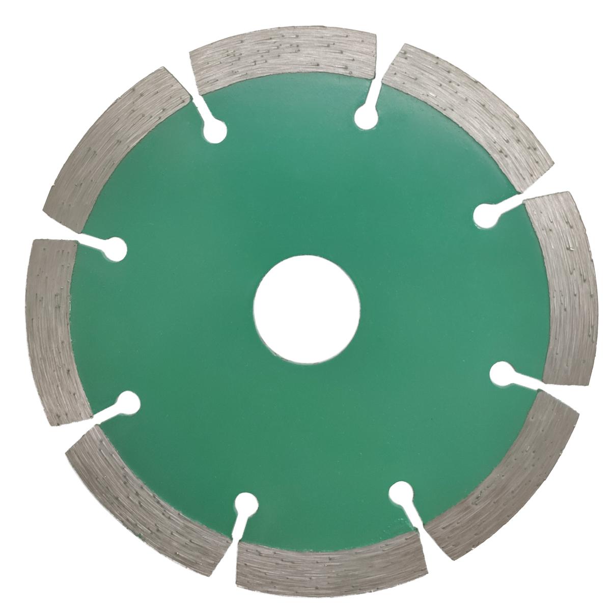 dry cutting blade, segmented saw blade