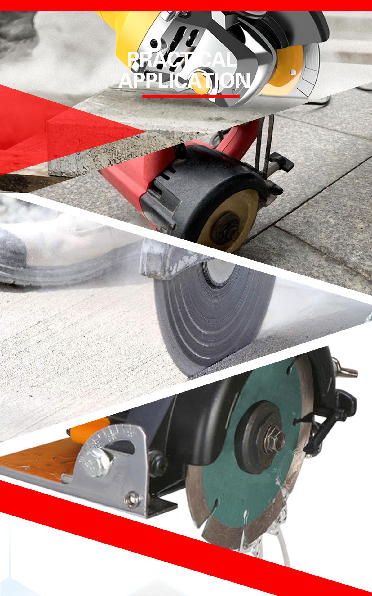 diamond cutting saw blade, stone cutting disc, dry cutting disc, wet cutting blade