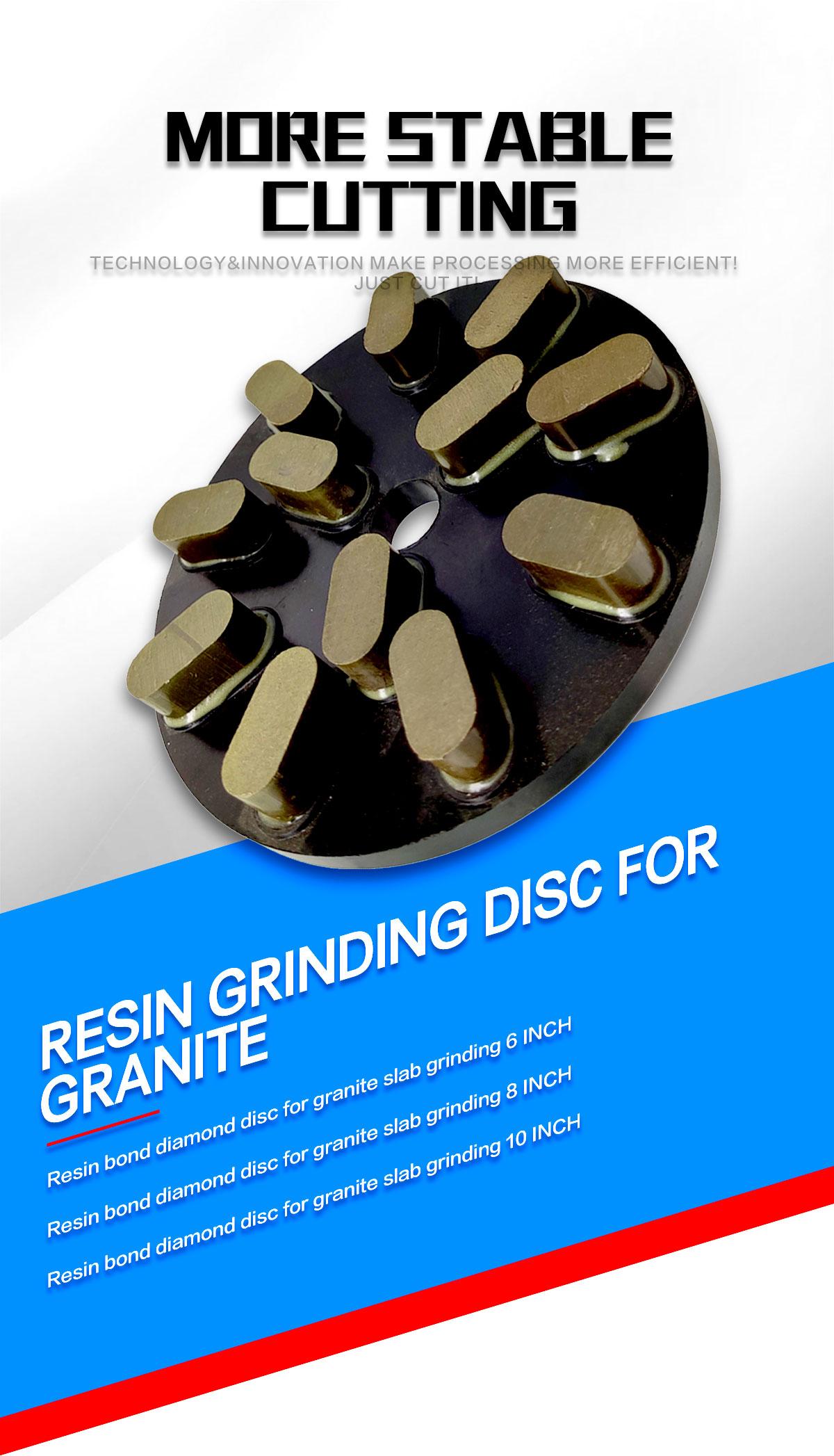 granite slab surface polishing disc